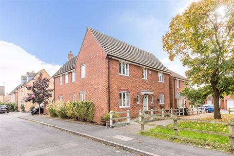 4 bedroom detached house for sale - Tall Pines Road, Witham St. Hughs, Lincoln, LIncolnshire