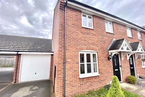 3 bedroom semi-detached house for sale - Triumph Road, Hinckley