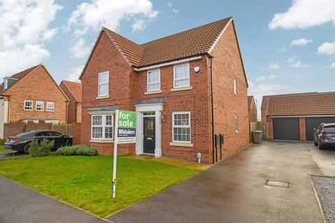 4 bedroom detached house for sale - Lawrance Avenue, Lowfield Road, Anlaby