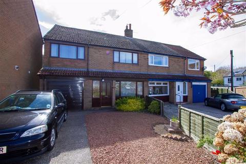 4 bedroom semi-detached house for sale - Ladywell Road, Tweedmouth, Berwick Upon Tweed, TD15
