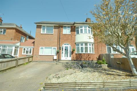 5 bedroom semi-detached house for sale - Romway Drive, Evington, Leicester