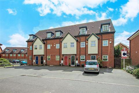 4 bedroom terraced house for sale - Killerton Close, Westcroft, Milton Keynes