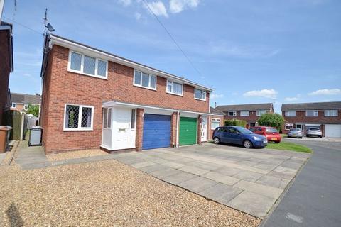 3 bedroom semi-detached house to rent - Rectory Close, Wistaston