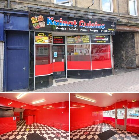 1 bedroom terraced house to rent - Sandbed, Hawick
