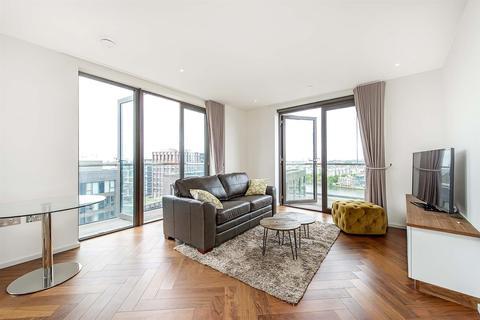 1 bedroom flat to rent - Ambassador Building, Embassy Gardens, 5 New Union Square, Nine Elms, London, SW11