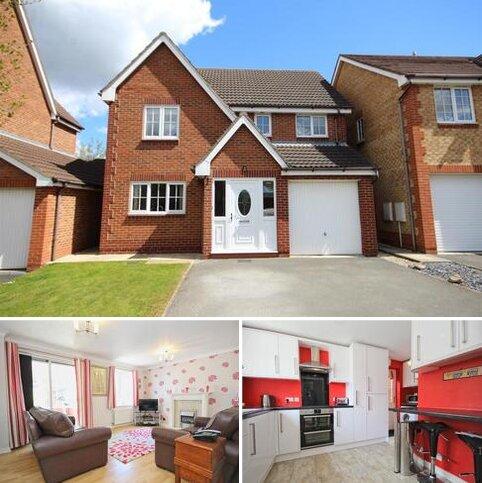 4 bedroom detached house for sale - Goodwood Close, Beverley
