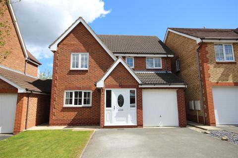 4 bedroom detached house for sale - Goodwood Close, Beverley