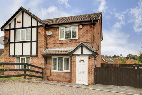 2 bedroom semi-detached house to rent - Dylan Thomas Road, Bestwood Park, Nottinghamshire, NG5 5UA