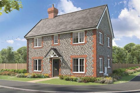 3 bedroom semi-detached house for sale - The Easedale - Plot 162 at Taylor Wimpey at Shopwyke Lakes, Shopwhyke Road PO20