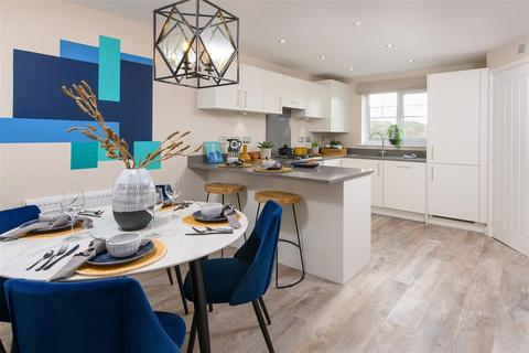 3 bedroom semi-detached house for sale - The Alton - Plot 61 at The Coopers, Branston Locks, Land at Branston Road DE14