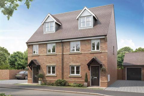 3 bedroom semi-detached house for sale - The Alton - Plot 62 at The Coopers, Branston Locks, Land at Branston Road DE14