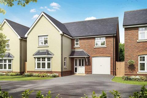 4 bedroom detached house for sale - The Dunham - Plot 87 at Gwêl yr Ynys, Cog Road CF64