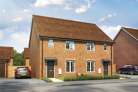 3 bedroom semi-detached house for sale - The Benford - Plot 112 at The Hedgerows, Fontwell Avenue, Westergate PO20