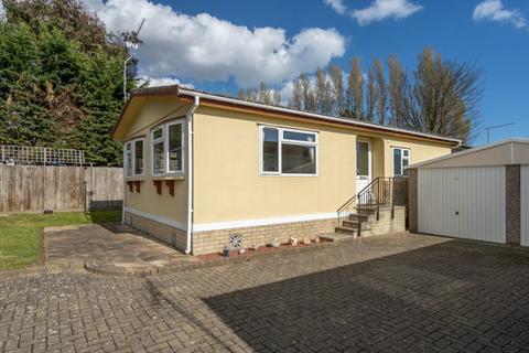 2 bedroom mobile home for sale - Tilford Drive, Poplars Court, Bognor Regis, West Sussex, PO22 9SZ