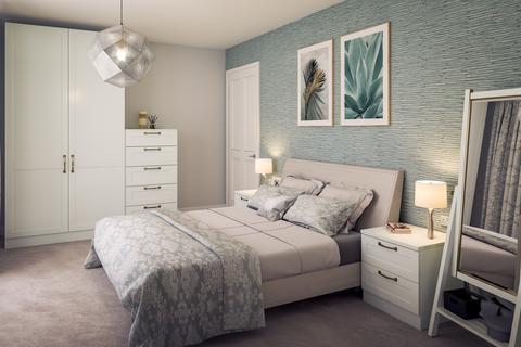 1 bedroom retirement property for sale - Plot 36 - Poppy , Apartment at Springfields, School lane, off Burton Road LE65