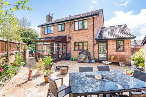 4 bedroom detached house for sale - Firecrest Close, Worsley, Manchester, M28 7XA