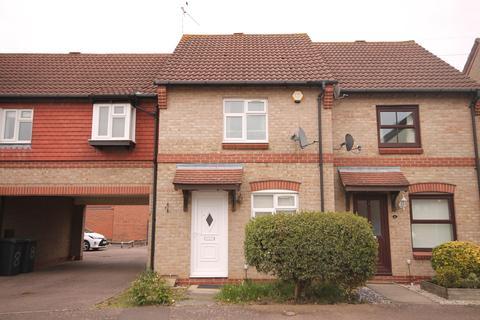 2 bedroom semi-detached house for sale - Burridge Close, Marston Moretaine, Bedford, MK43