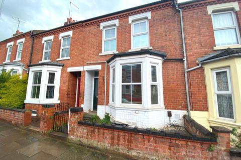 2 bedroom terraced house for sale - Cecil Road, Queens Park, Northampton NN2 6PQ