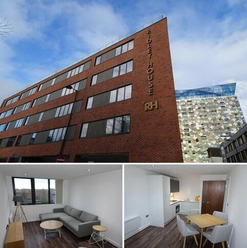 1 bedroom apartment to rent - Ridley House, Ridley Street, B1 1SA