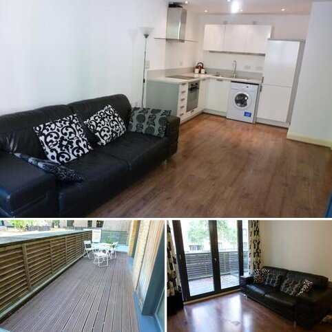 1 bedroom apartment to rent - Southside, St Johns Walk, Birmingham, B5 4TF