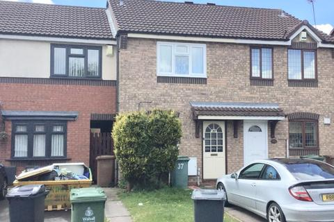2 bedroom terraced house to rent - Grand Junction Way, Walsall WS1