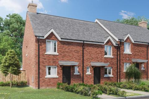 2 bedroom terraced house for sale - Stane Street, Pulborough, RH20