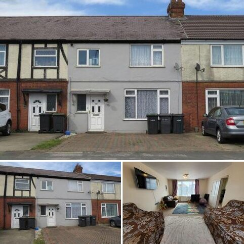 2 bedroom terraced house for sale - Leagrave Road, Luton LU3