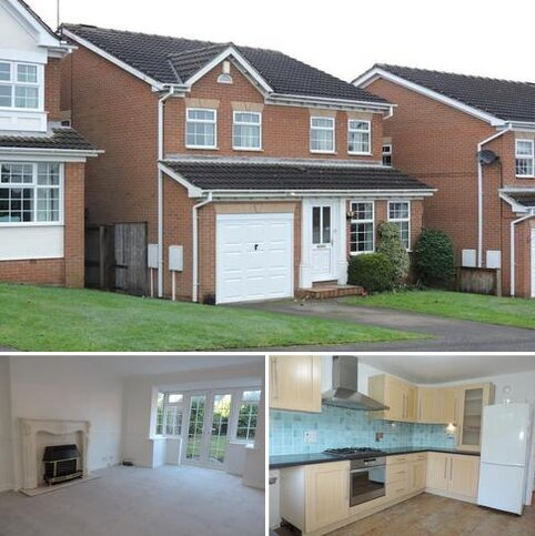 4 bedroom detached house to rent - Larch Close
