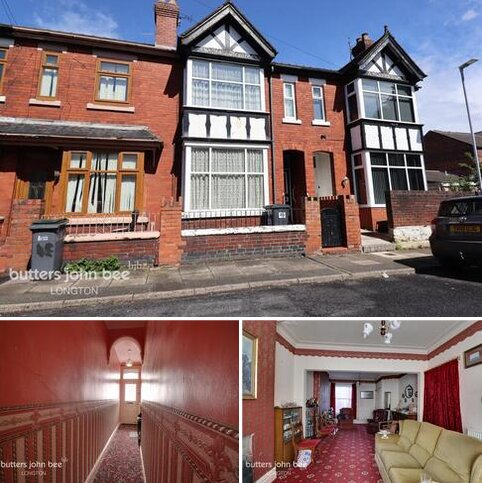 4 bedroom terraced house for sale - St Clair Street, Stoke-On-Trent