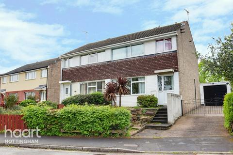 3 bedroom semi-detached house for sale - Wilford Crescent West, The Meadows