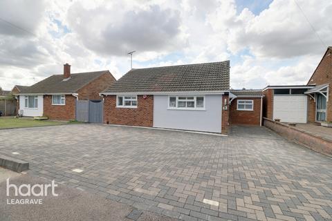 4 bedroom detached bungalow for sale - Evedon Close, Luton