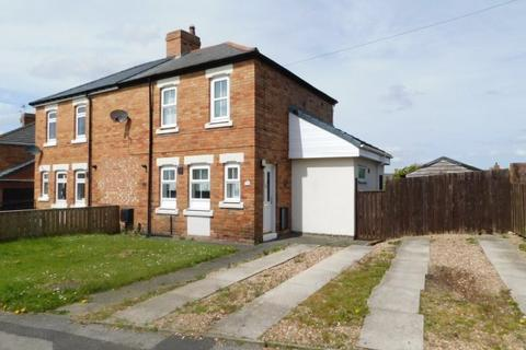 2 bedroom semi-detached house for sale - SCHOOL ROAD, EAST RAINTON, DURHAM CITY : VILLAGES EAST OF
