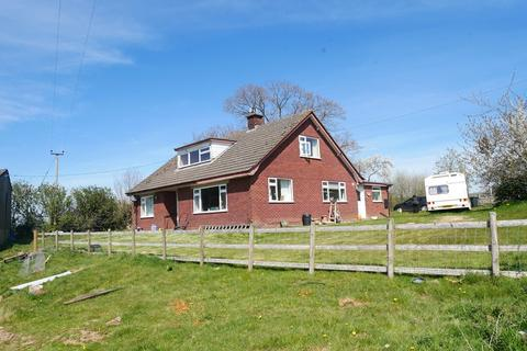 4 bedroom detached bungalow for sale - Boughrood, Brecon, Powys.