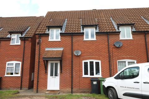 2 bedroom end of terrace house to rent - Fern Court, Wymondham, Norfolk, NR18