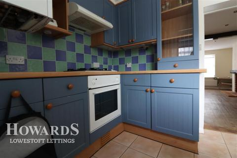 2 bedroom terraced house to rent - Commodore Road, Oulton Broad