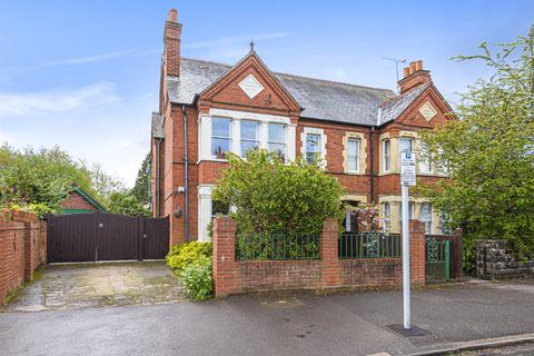 4 bedroom semi-detached house for sale - Holmes Road, Reading, RG6