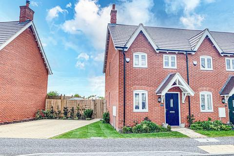 2 bedroom end of terrace house for sale - Rushington Meadow, Weston Turville