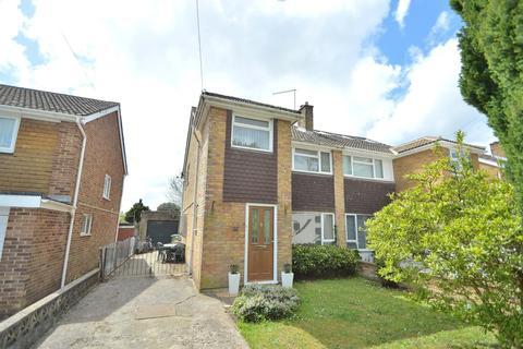 3 bedroom semi-detached house for sale - Oakmount Road, Chandler's Ford