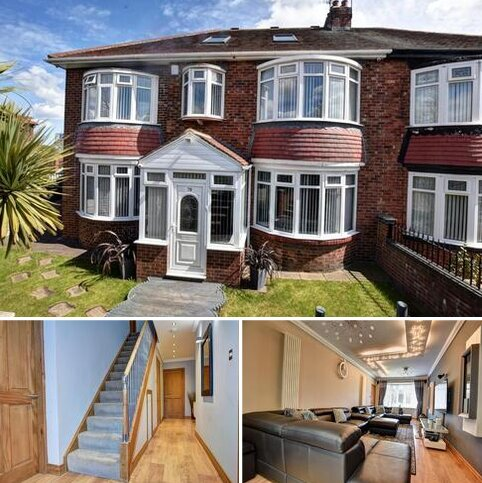 5 bedroom semi-detached house for sale - Cairns Road, Fulwell