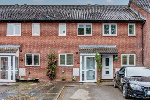 2 bedroom terraced house for sale - The Furrows, Stoke Heath, Bromsgrove, B60 3QX
