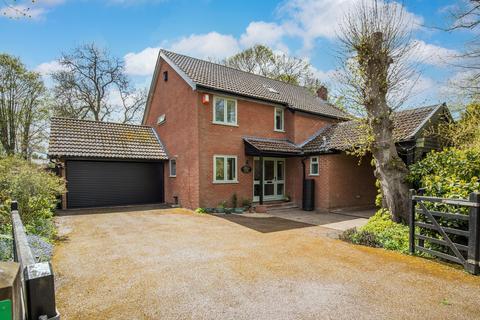 4 bedroom detached house for sale - Trowse, Norwich NR14