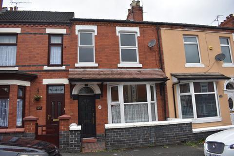 3 bedroom terraced house to rent - Derrington Avenue, Crewe