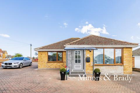3 bedroom detached bungalow for sale - Spashett Road, Lowestoft
