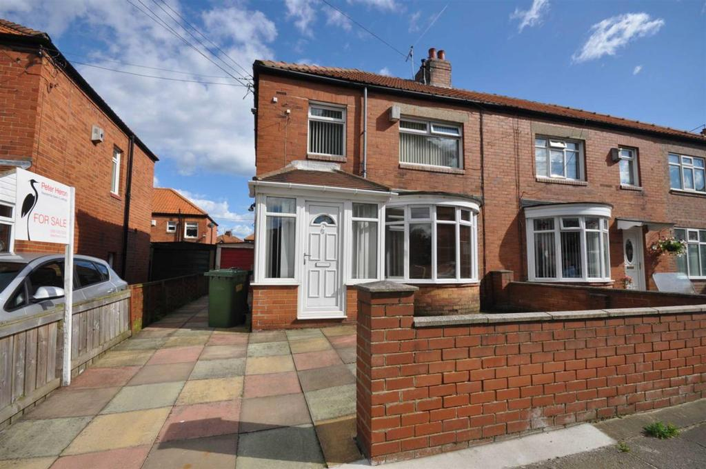 3 Bedrooms Semi Detached House for sale in Coronation Avenue, Ryhope, Sunderland