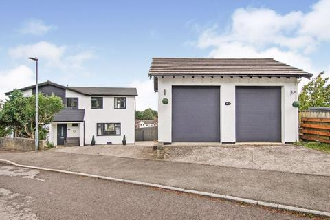 4 bedroom detached house for sale - Dinch Hill, Undy, Monmouthshire, NP26