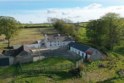 3 bedroom property with land for sale - Mydroilyn, Near Aberaeron, SA48