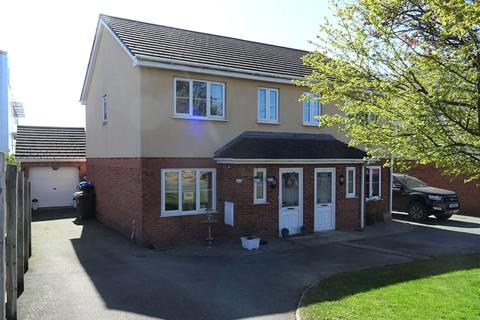 3 bedroom semi-detached house for sale - College Road, Oswestry, Shropshire, SY11