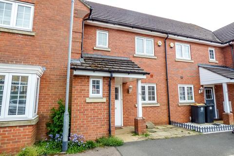 3 bedroom terraced house for sale - Victor Close, Shortstown, Bedford, MK42