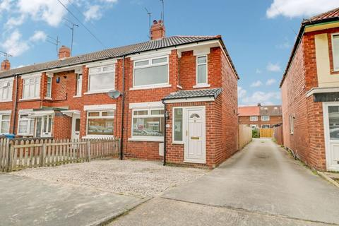 2 bedroom terraced house to rent - Worcester Road, West Hull