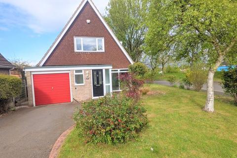 3 bedroom detached house to rent - Fleam Road, Clifton, Nottingham, NG11 8PL